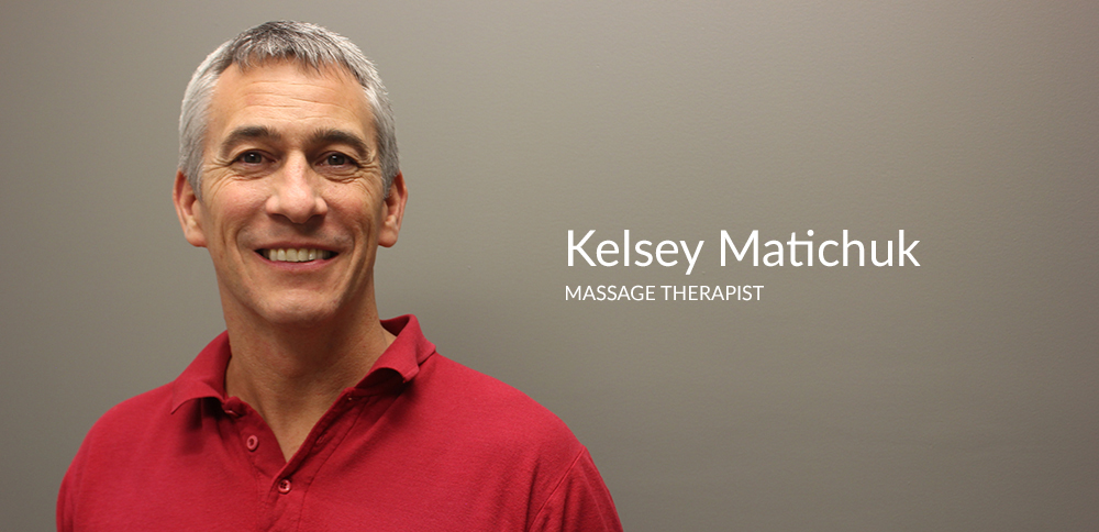 Massage Therapist Kelsey Matichuk